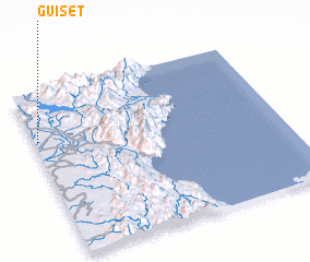 3d view of Guiset
