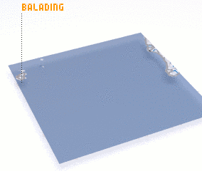 3d view of Balading