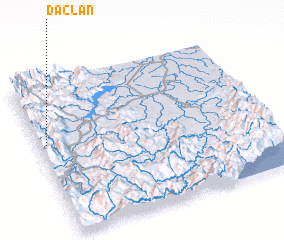 3d view of Daclan