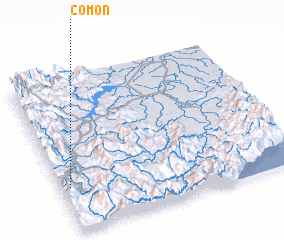 3d view of Comon