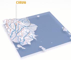 3d view of Curva