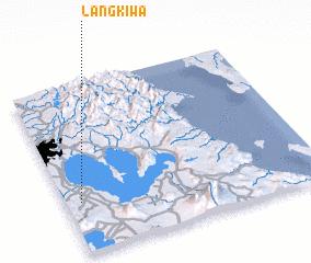 3d view of Langkiwa