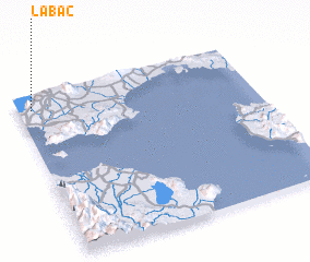 3d view of Labac