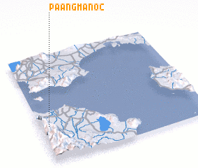 3d view of Paang Manoc
