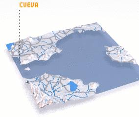 3d view of Cueva