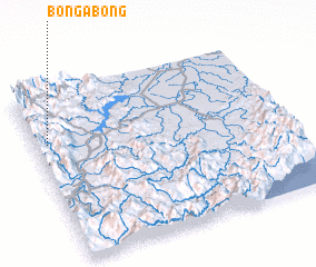 3d view of Bongabong