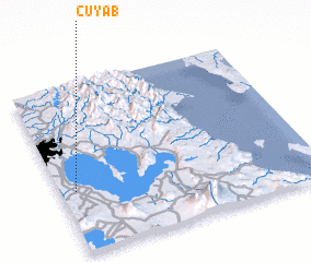 3d view of Cuyab