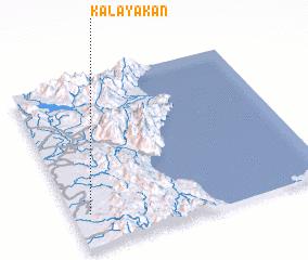 3d view of Kalayakan