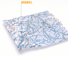 3d view of Anabel