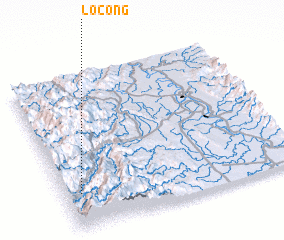3d view of Locong