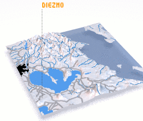 3d view of Diezmo