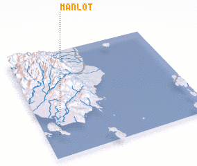 3d view of Manlot