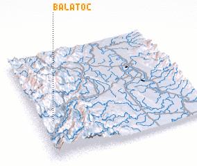3d view of Balatoc