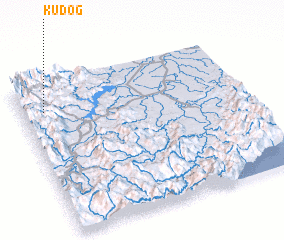 3d view of Kudog