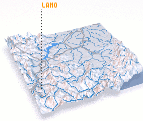 3d view of Lamo