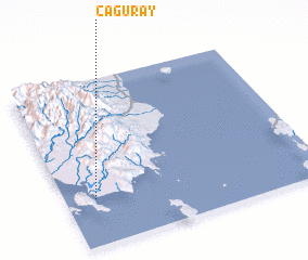 3d view of Caguray