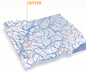 3d view of Cayton