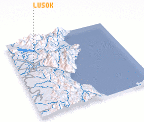 3d view of Lusok