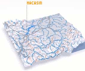 3d view of Macasin