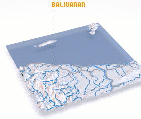 3d view of Baliuanan