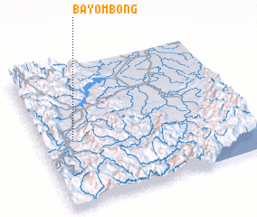 3d view of Bayombong