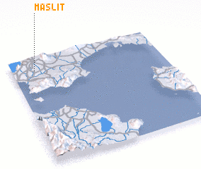 3d view of Maslit