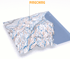 3d view of P\