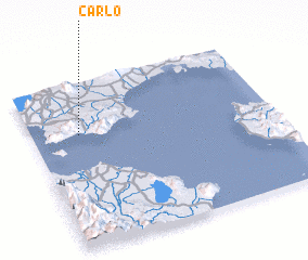 3d view of Carlo
