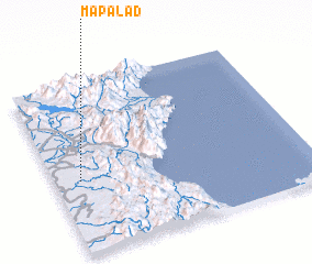 3d view of Mapalad