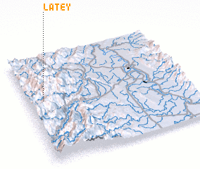 3d view of Latey