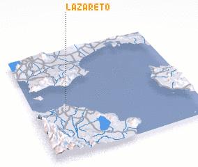 3d view of Lazareto