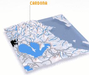 3d view of Cardona