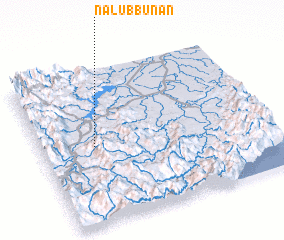 3d view of Nalubbunan