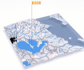 3d view of Boor