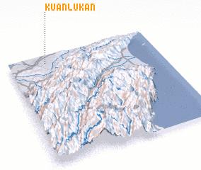 3d view of Kuan-lu-k\