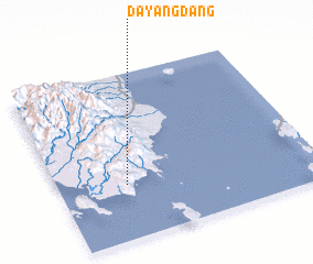 3d view of Dayangdang