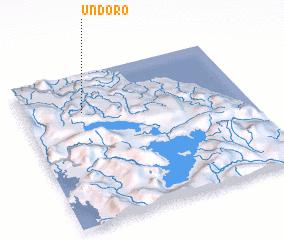 3d view of Undoro
