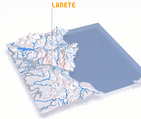 3d view of Lanete