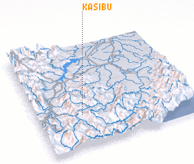 3d view of Kasibu