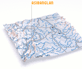 3d view of Asibanglan