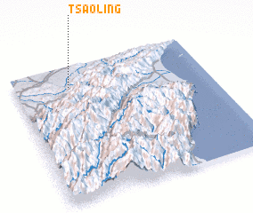 3d view of Ts\