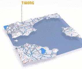 3d view of Tiaong