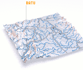 3d view of Batu