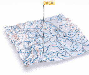 3d view of Bogui