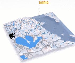 3d view of Danio