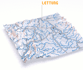 3d view of Lettung