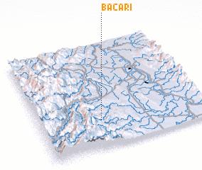3d view of Bacari