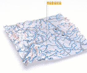3d view of Mabaka