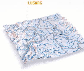 3d view of Lusang