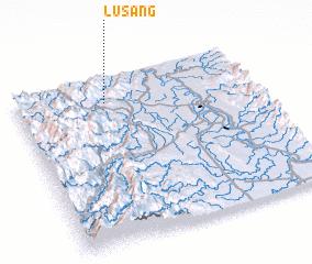 3d view of Lusang